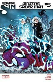 Amazing Spider-Man (2014-2015) #5