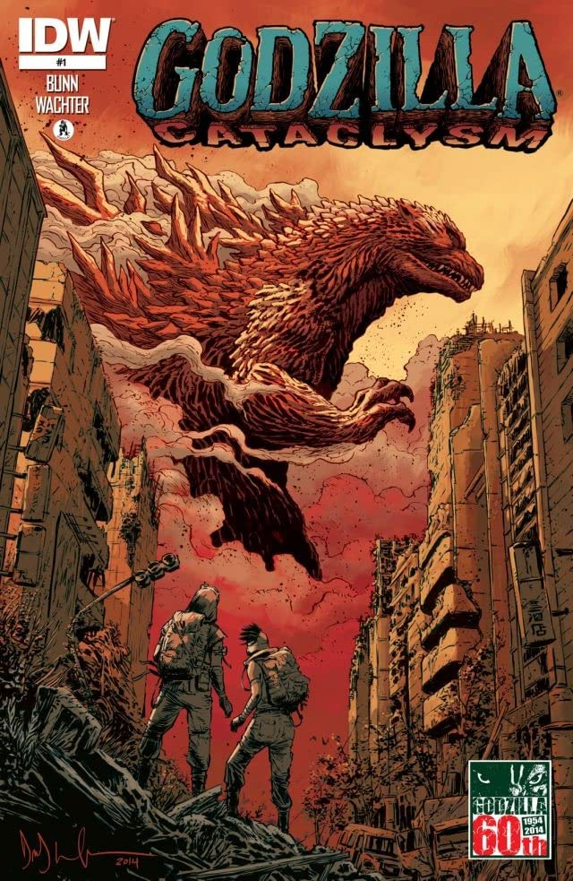 Godzilla: Cataclysm #1 (of 5)