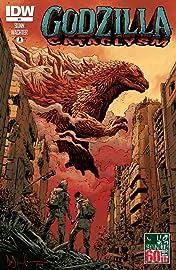Godzilla: Cataclysm #1 (of 5)