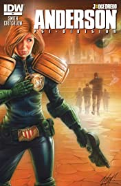 Judge Dredd: Anderson, Psi-Division #1