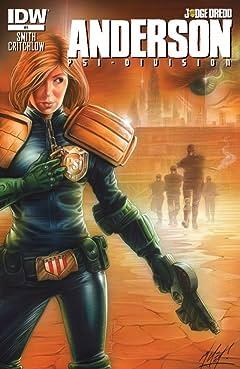Judge Dredd: Anderson, Psi-Division No.1