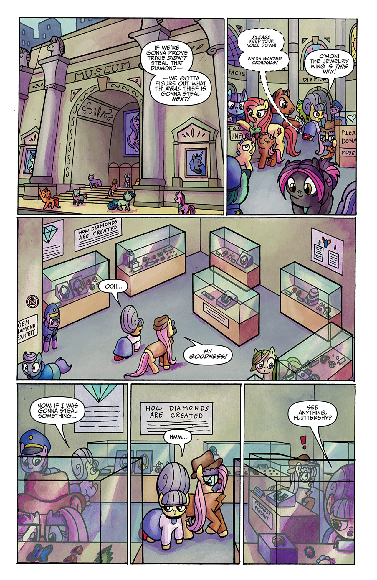 My Little Pony: Friendship Is Magic #22