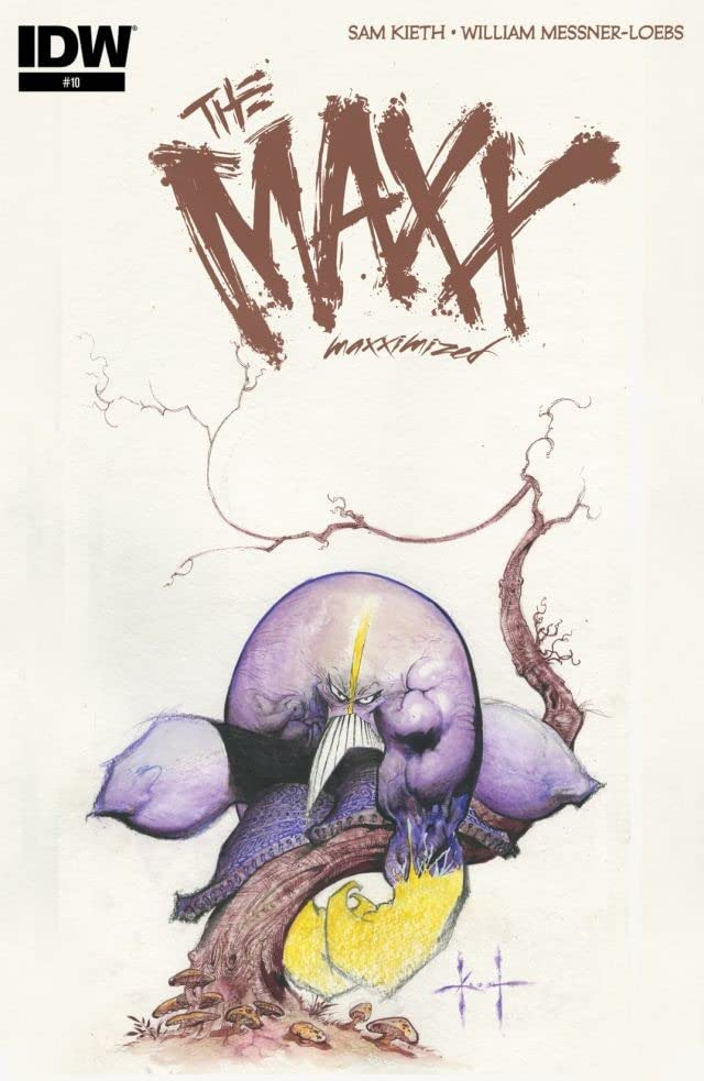 The Maxx: Maxximized #10