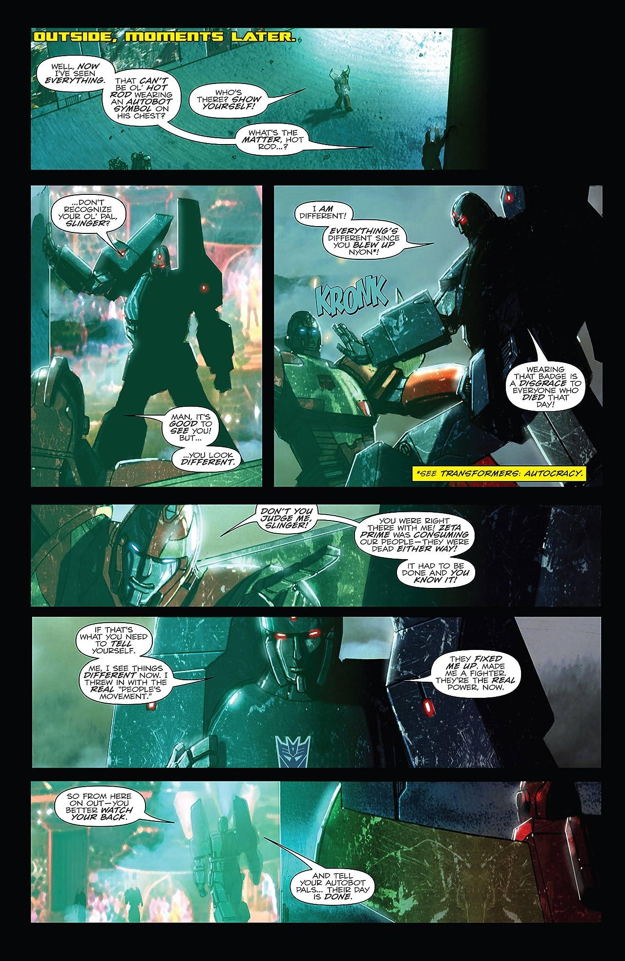 Transformers: Primacy #1