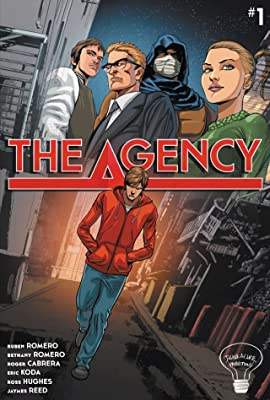 The Agency #1