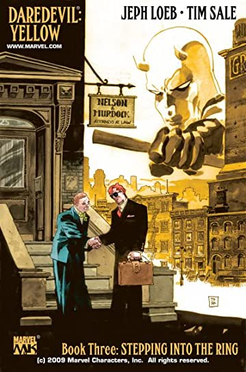 Daredevil: Yellow #3