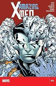 Amazing X-Men (2013-2015) #10