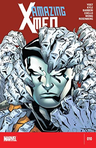 Amazing X-Men (2013-) #10