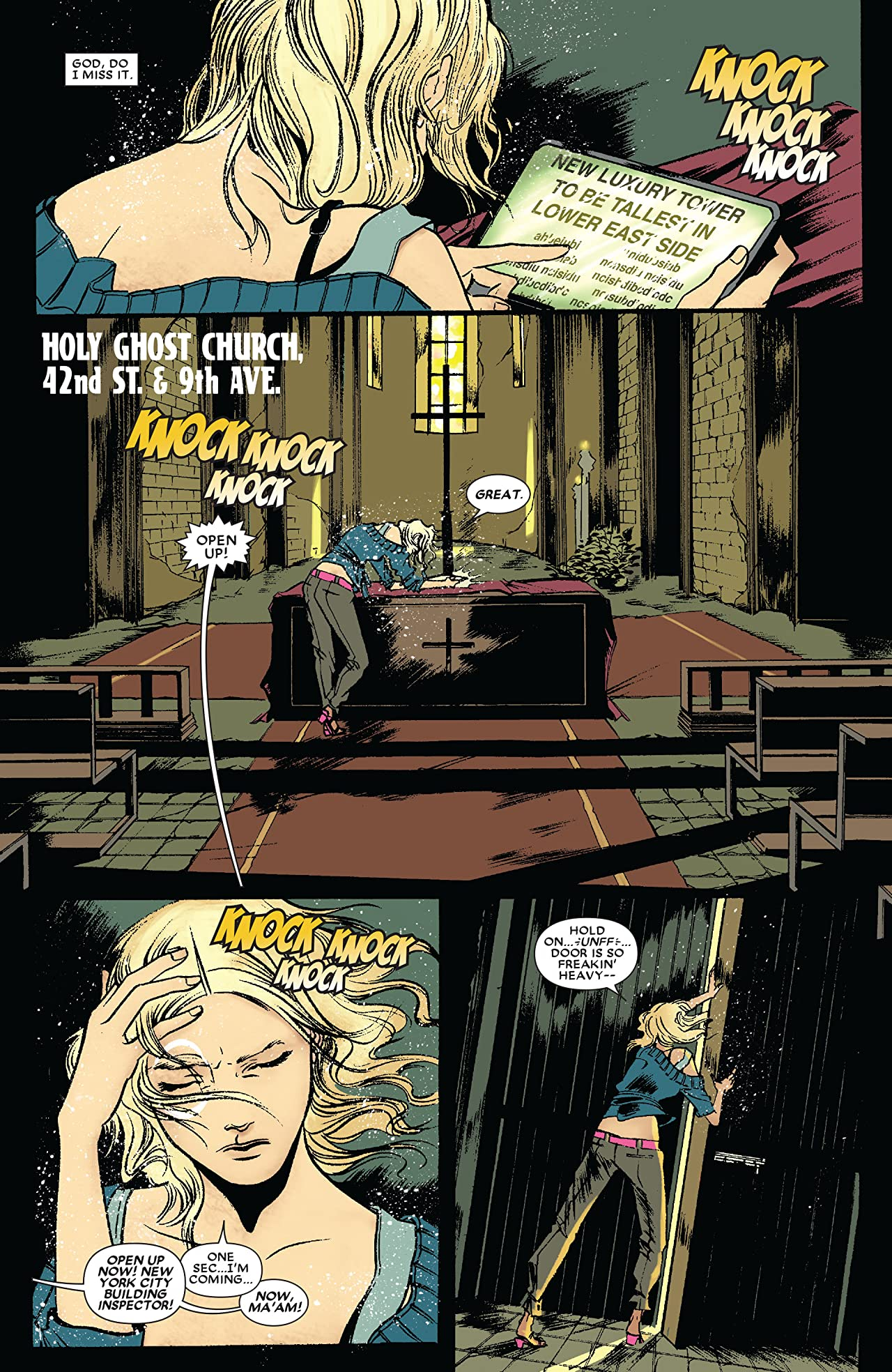 Spider-Island: Cloak and Dagger #1 (of 3)