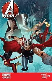 Avengers World (2014-2015) #11