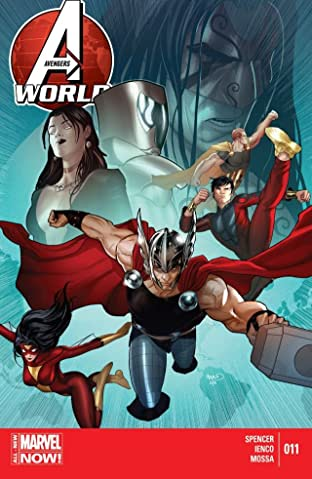 Avengers World (2014-) #11