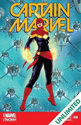 Captain Marvel (2014-2015) #6