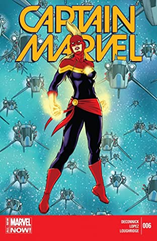 Captain Marvel (2014-2015) No.6