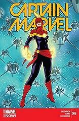 Captain Marvel (2014-) #6