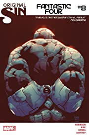 Fantastic Four (2014-2015) #8
