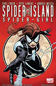 Spider-Island: Amazing Spider-Girl #1 (of 3)