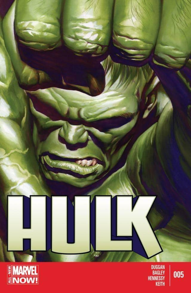 Hulk (2014-) #5
