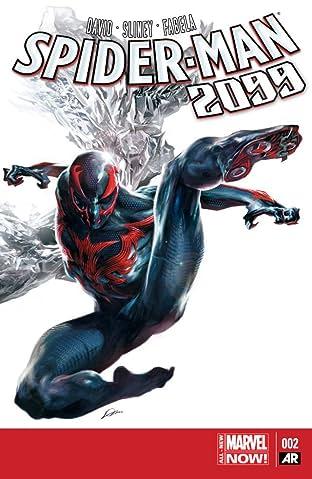 Spider-Man 2099 (2014-) #2