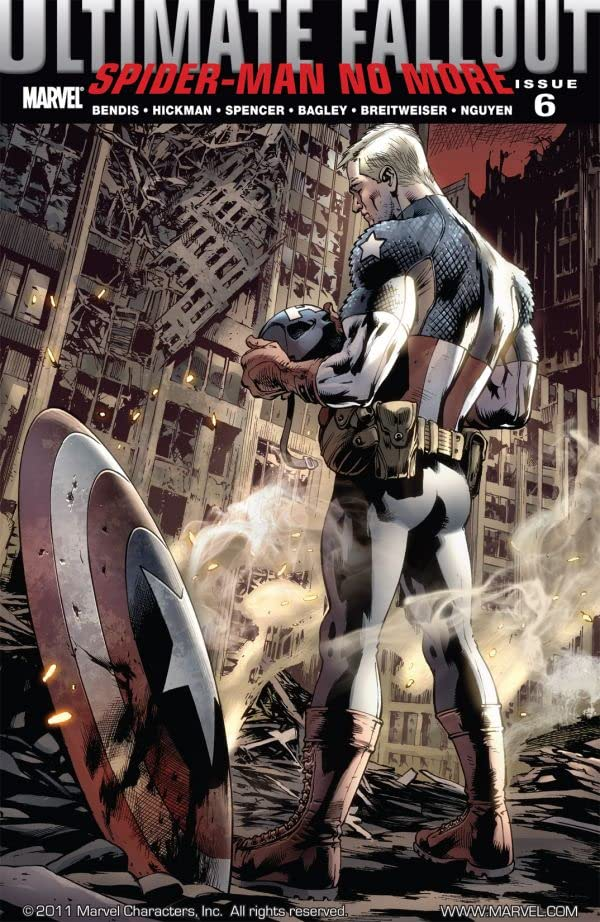 Ultimate Comics Fallout #6 (of 6)