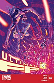 Ultimate FF (2014) No.6