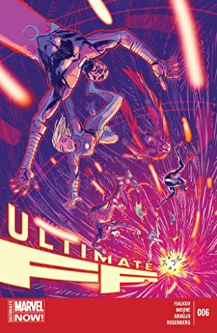 Ultimate FF (2014) #6