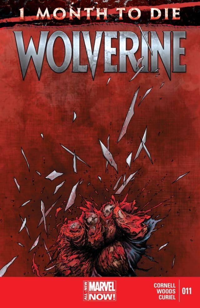 Wolverine (2014) #11