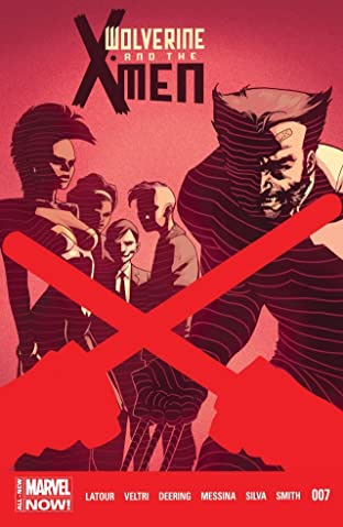 Wolverine and the X-Men (2014-) #7