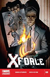 X-Force (2014-) #8