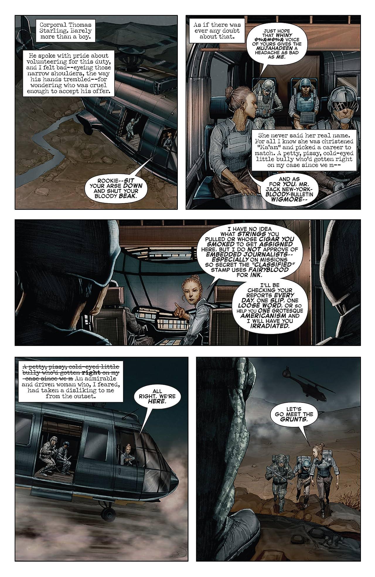 X-Force (2014-2015) #8
