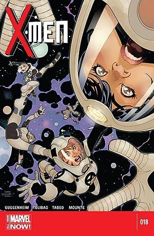 X-Men (2013-2015) #18