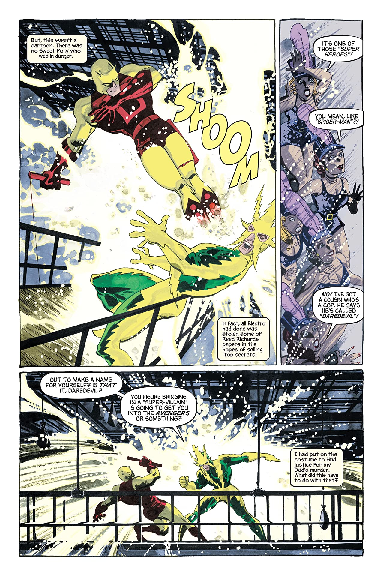 Daredevil: Yellow #4
