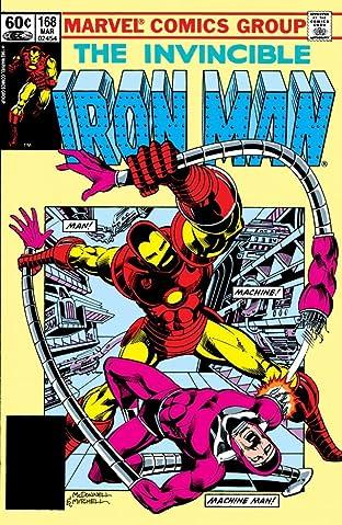 Iron Man (1968-1996) #168