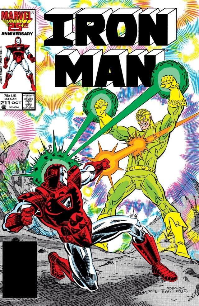 Iron Man (1968-1996) #211