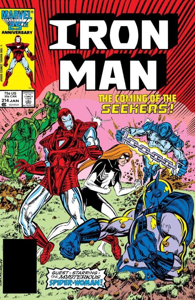 Iron Man (1968-1996) #214