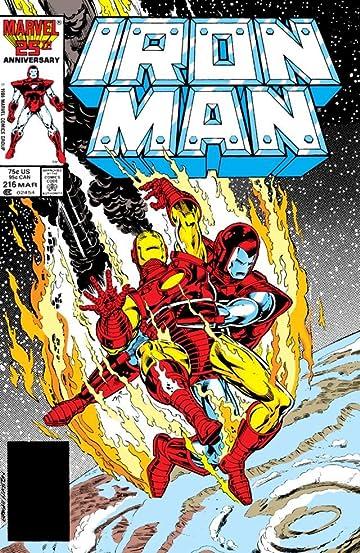 Iron Man (1968-1996) #216