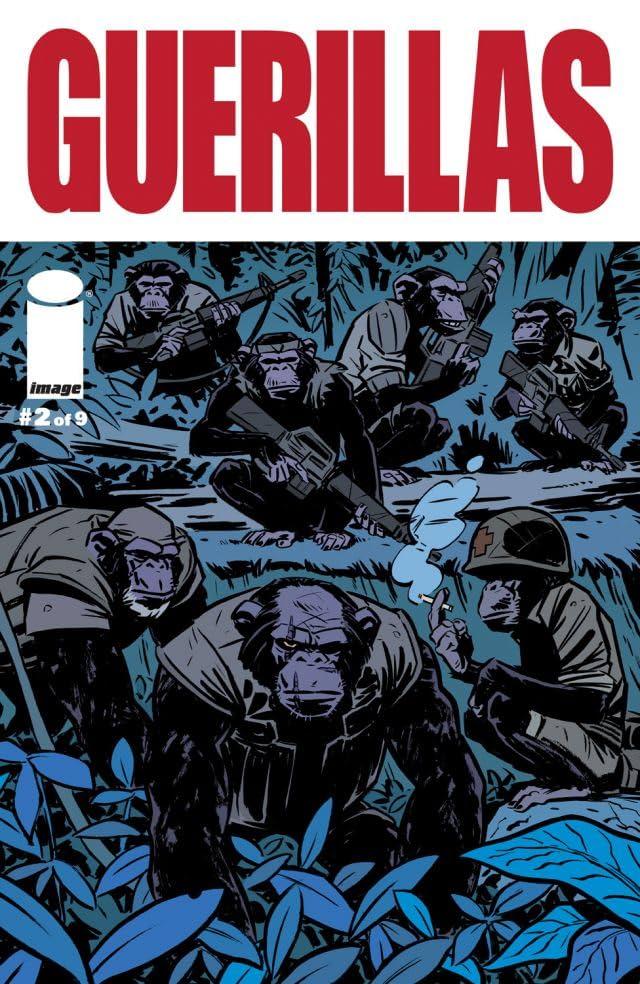 Guerillas #2 (of 9)