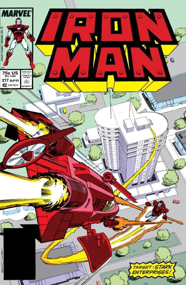 Iron Man (1968-1996) #217