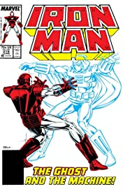 Iron Man (1968-1996) #219