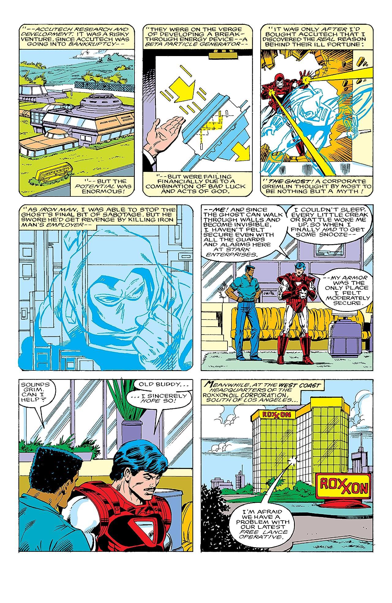 Iron Man (1968-1996) #220