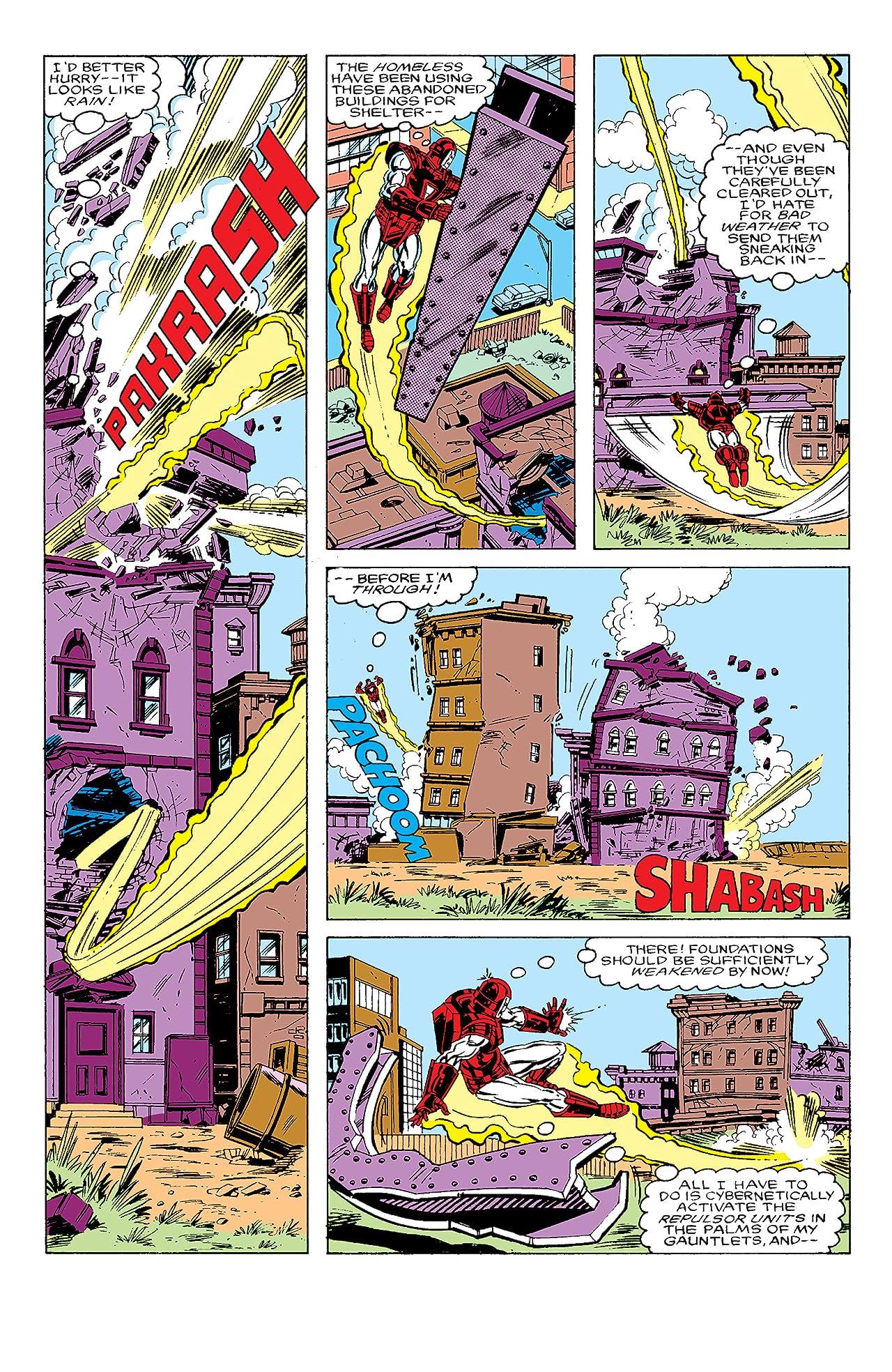 Iron Man (1968-1996) #222