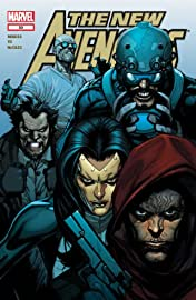 New Avengers (2004-2010) #33