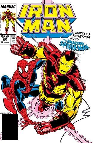 Iron Man (1968-1996) No.234