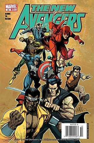 New Avengers (2004-2010) #34