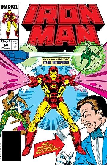 Iron Man (1968-1996) #235
