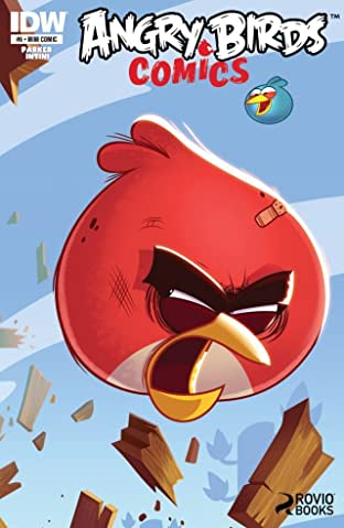 Angry Birds #3: Mini-Comic #6