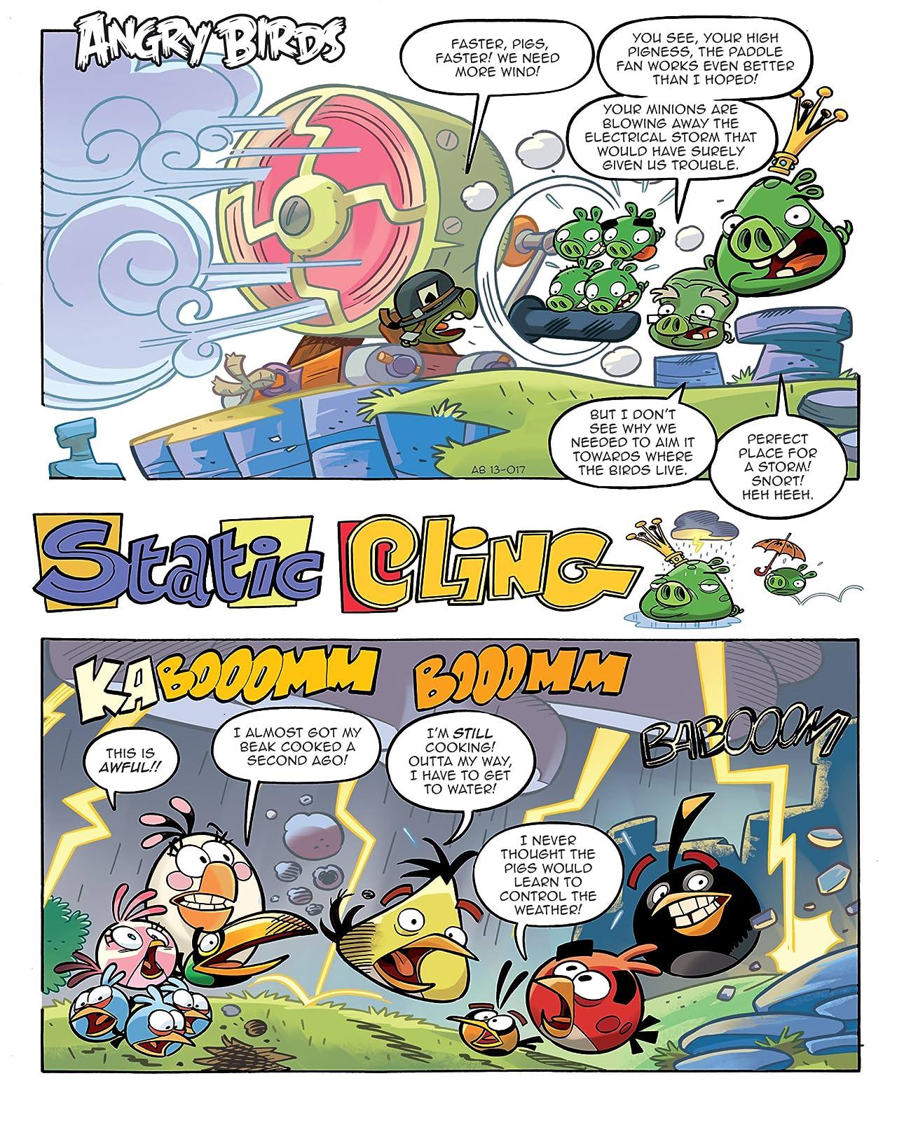 Angry Birds #3: Mini-Comic #6