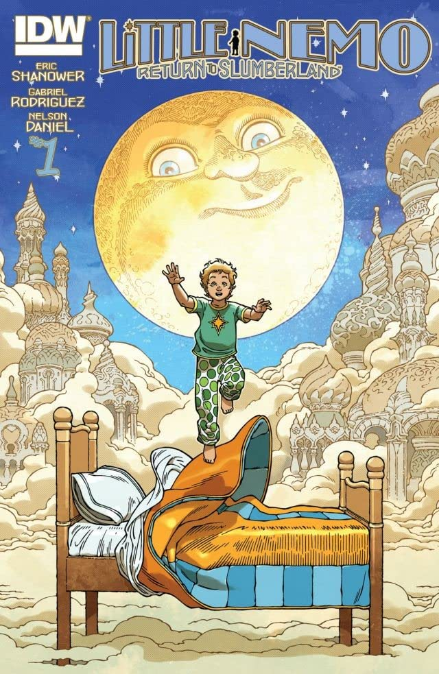 Little Nemo: Return To Slumberland #1
