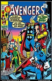 Avengers (1963-1996) #92