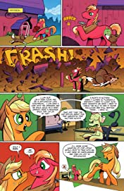 My Little Pony: Friends Forever #8