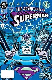 Adventures of Superman (1986-2006) #484